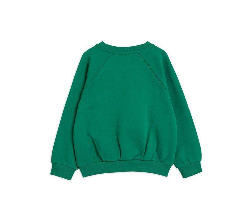 Mini Rodini Moscow sweatshirt Green