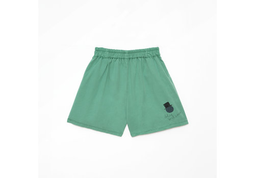 Weekend House Kids Weekend House Kids Gentleman Short Green