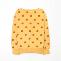 Weekend House Kids Dots Sweat shirt Yellow