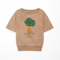 Weekend House Kids Tree Short Sweat Shirt