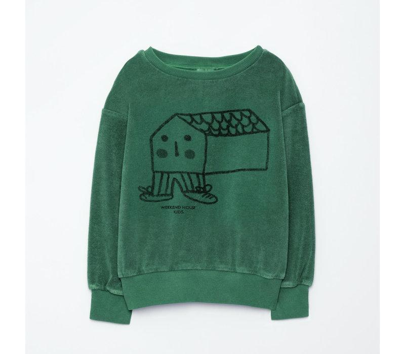 Weekend House Kids House Sweat Shirt