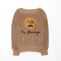 Weekend House Kids Flamingo Sweat Shirt
