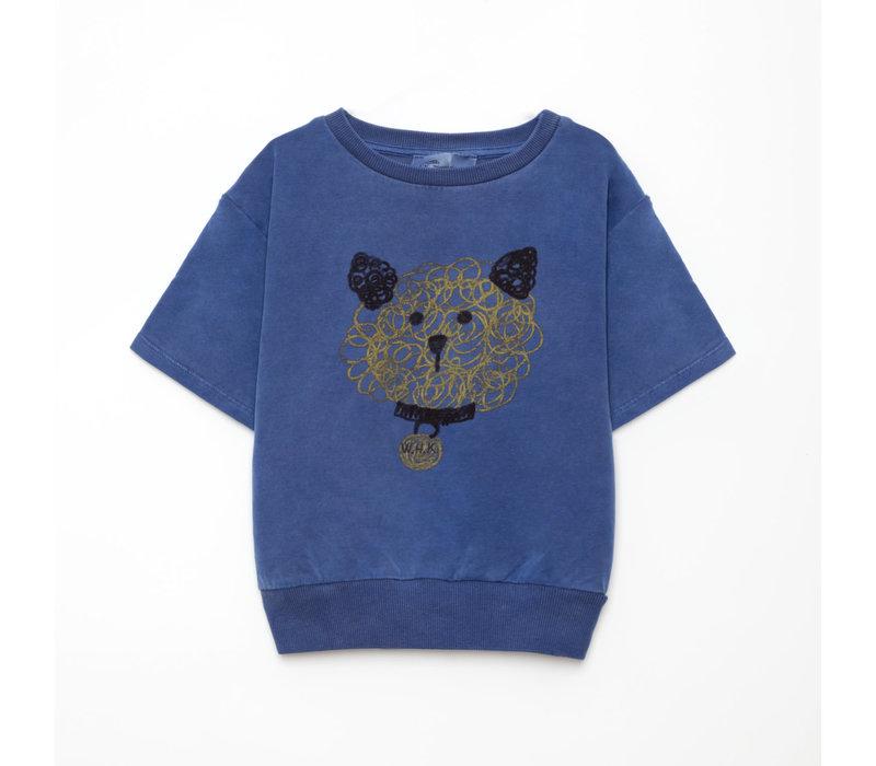 Weekend House Kids Dog Short Sweat Shirt