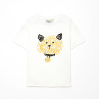 Weekend House Kids Dog t- shirt