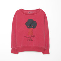 Weekend House Kids Tree Sweat shirt