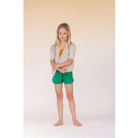 LONGLIVETHEQUEEN Shorts Green