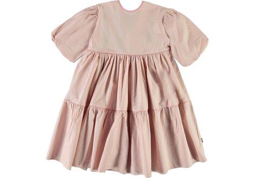 Molo Molo Woven dress Petal Blush