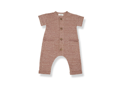 1+ IN THE FAMILY 1+ in the Family Enzo Jumpsuit roibos