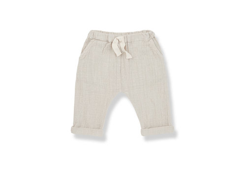 1+ IN THE FAMILY 1+ in the Family Hector Long pants beige