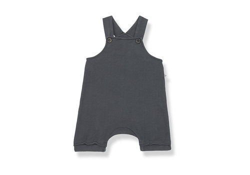 1+ IN THE FAMILY 1+ in the Family Ilai short overall anthracite