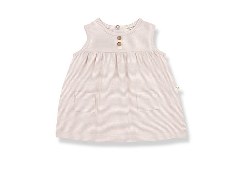 1+ IN THE FAMILY 1+ in the Family Clara dress nude