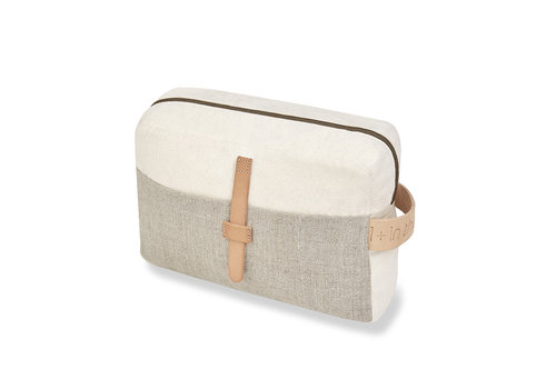 1+ IN THE FAMILY 1+ in the Family Toiletry bag natural