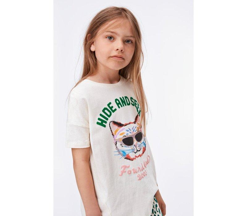 Molo Renessa T-shirt Pearled Ivory