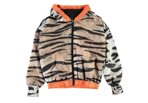 Molo Molo Ophelia Jacket Wild Tiger