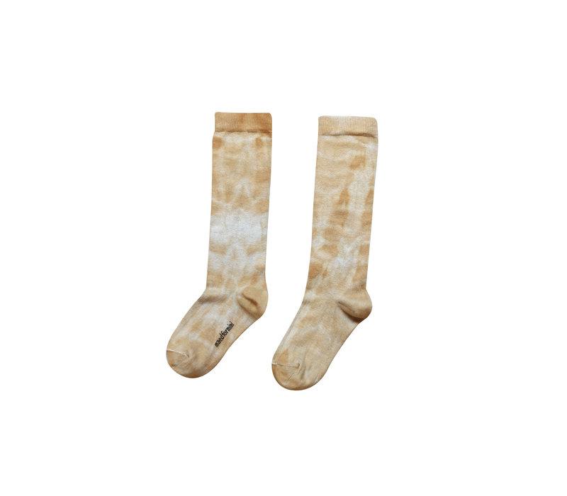 Maed for Mini Splotchy shrew Knee Socks