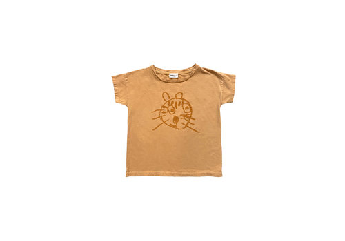 Maed for mini Maed for Mini Nude Numbat T-shirt
