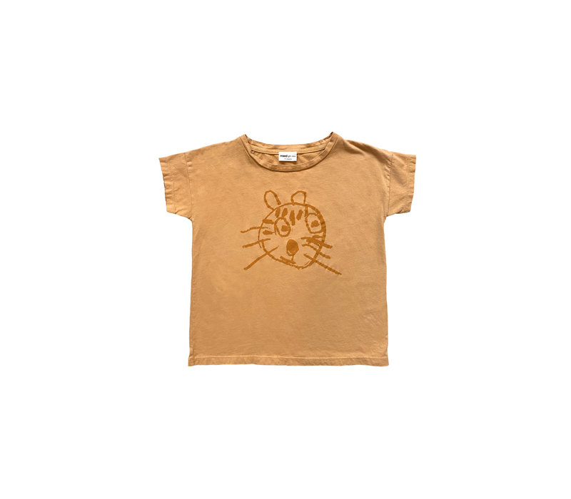 Maed for Mini Nude Numbat T-shirt