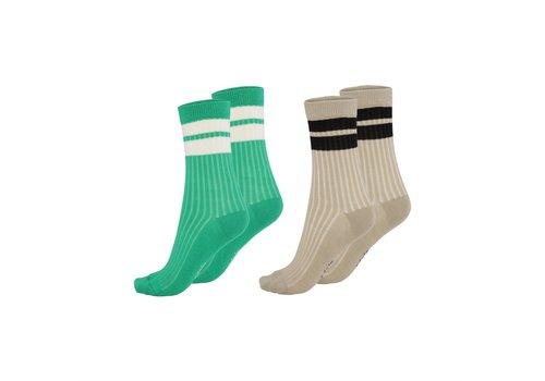Molo Molo Nickey Socks Royal Green