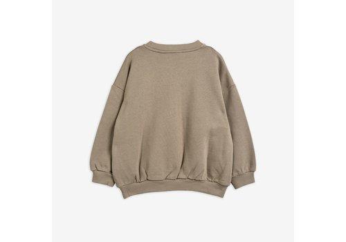 Mini Rodini Mini Rodini Rabit sweatshirt Grey