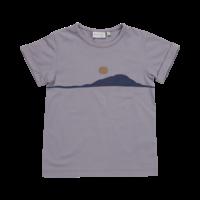Blossom Kids T-shirt short sunset Lilac Grey