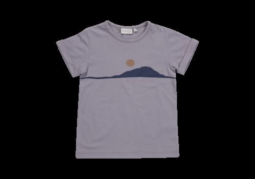 Blossom Kids Blossom Kids T-shirt short sunset Lilac Grey