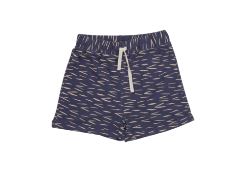 Blossom Kids Blossom  Shorts Zig Zag Royal Blue