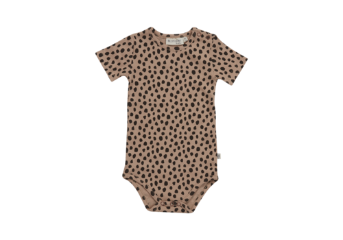 Blossom Kids Blossom Kids Body long sleeve rib Animal Dot
