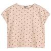 Emile et Ida Emile et Ida Ete Cherries Girl Tee Shirt