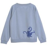 Emile et Ida Singeries Blue Boy Sweatshirt