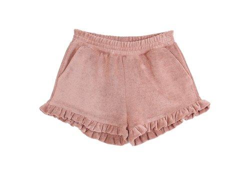 Emile et Ida Emile et Ida Ete Terre Terry Girl Shorts