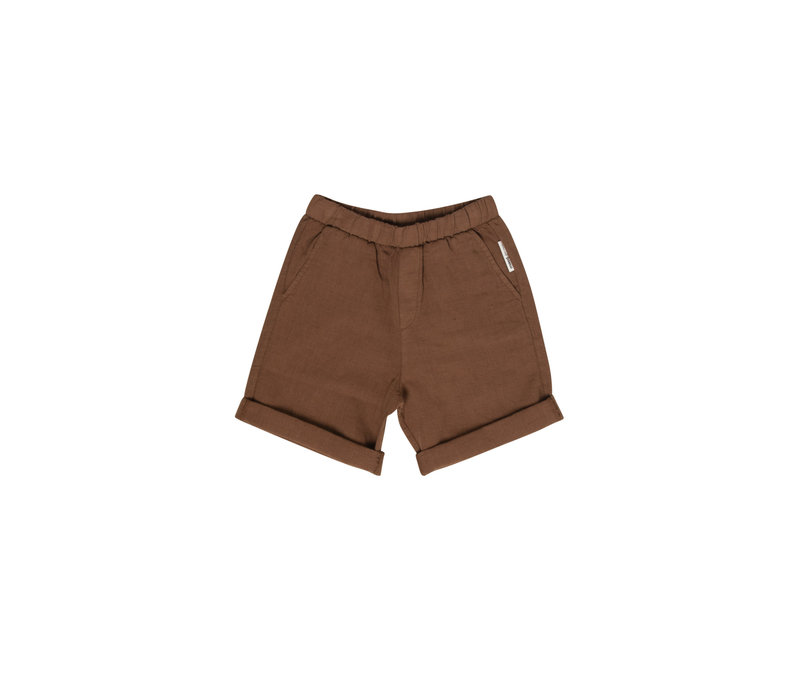 Maed for Mini Caramel Coyote Chino SHORTS