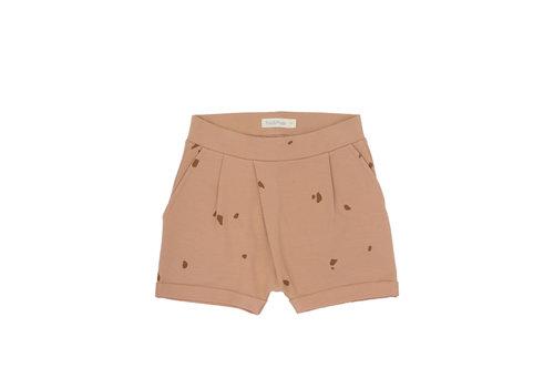 Phil&Phae Phil&Phae Fold-over shorts stones