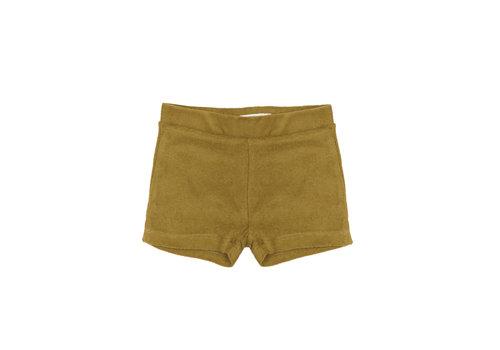 Phil&Phae Phil&Phae Frotté shorts Pear