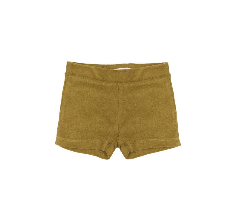 Phil&Phae Frotté shorts Pear