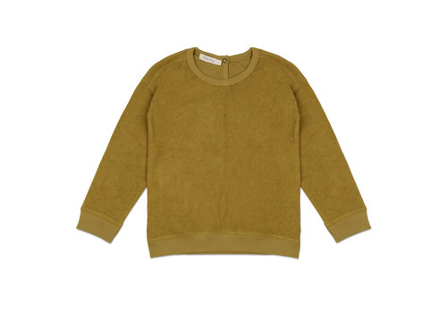 Phil&Phae Phil&Phae Frotté sweater Pear