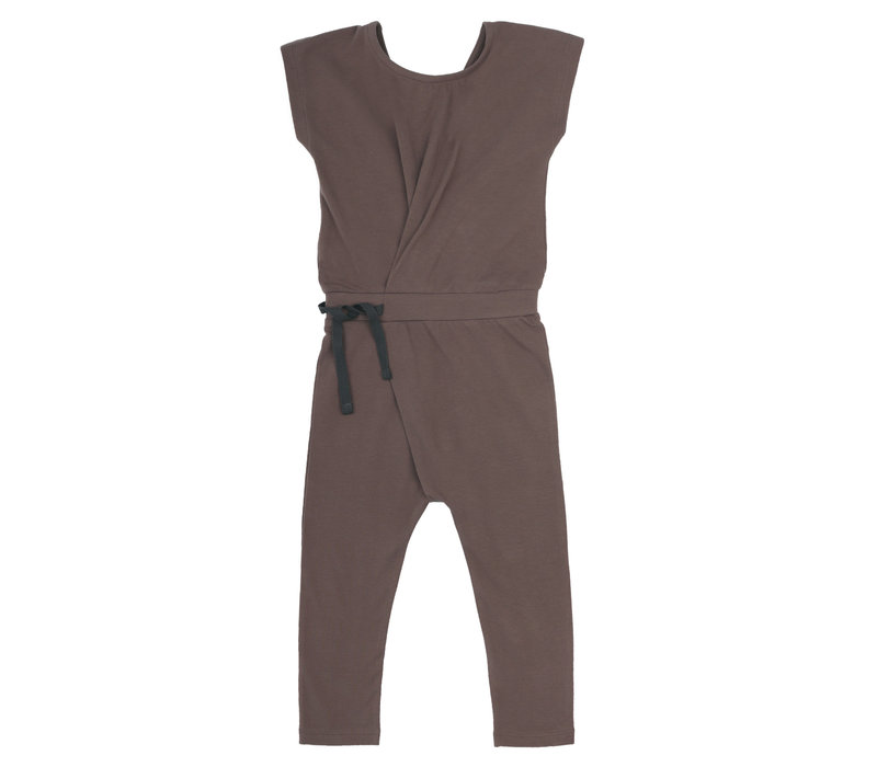 Phil&Phae Fold-over jumpsuit Heather