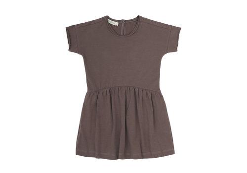 Phil&Phae Phil&Phae Oversized jersey dress s/s
