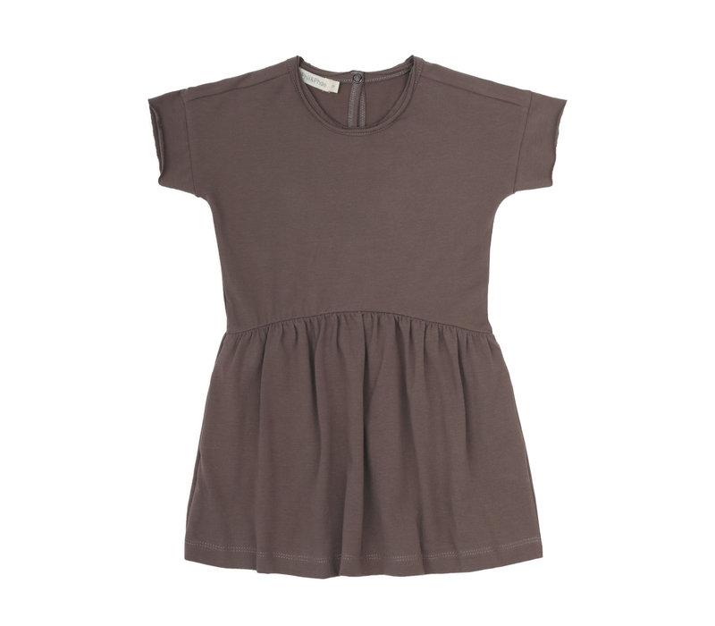 Phil&Phae Oversized jersey dress s/s