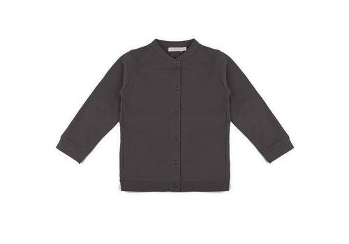 Phil&Phae Phil&Phae Basic sweat cardigan Graphite