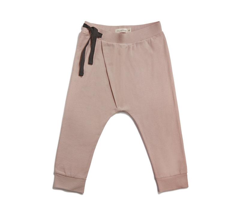 Phil&Phae Harem pants vintage blush