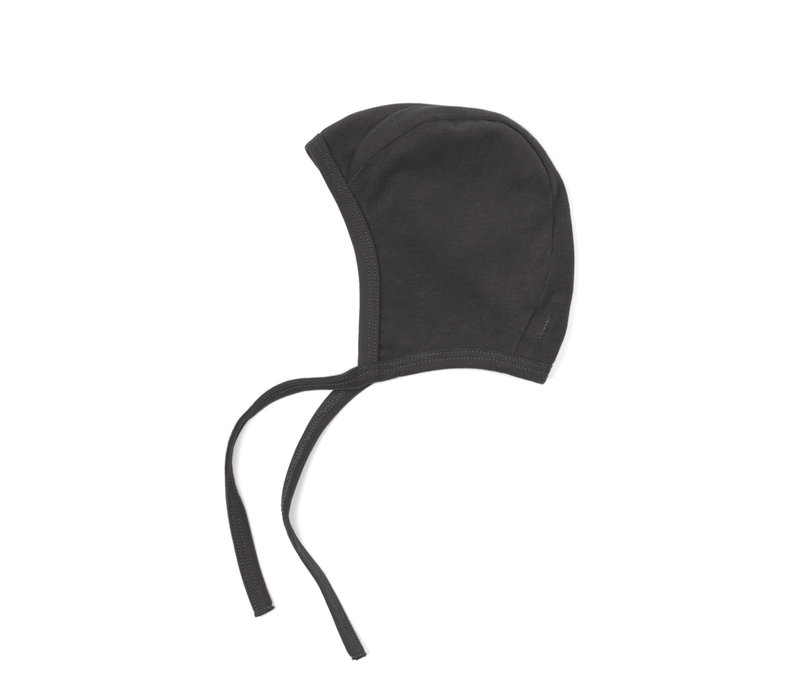 Phil&Phae Baby bonnet Graphite