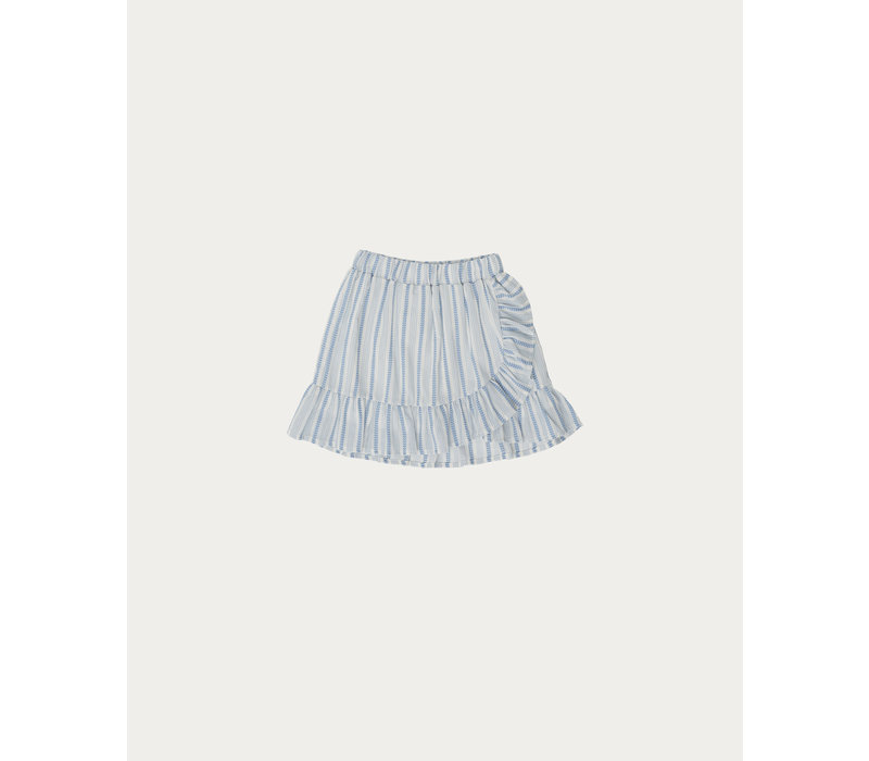 The Campamento STRIPED SKIRT