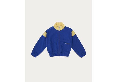 The Campamento The Campamento BLUE CONTRASTED JACKET