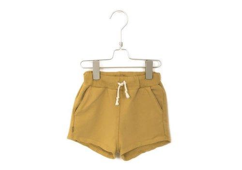 Lötiekids Lotiekids Shorts Solid Yellow