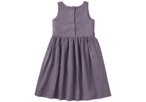 Mingo Mingo Muslin Dress Lavender