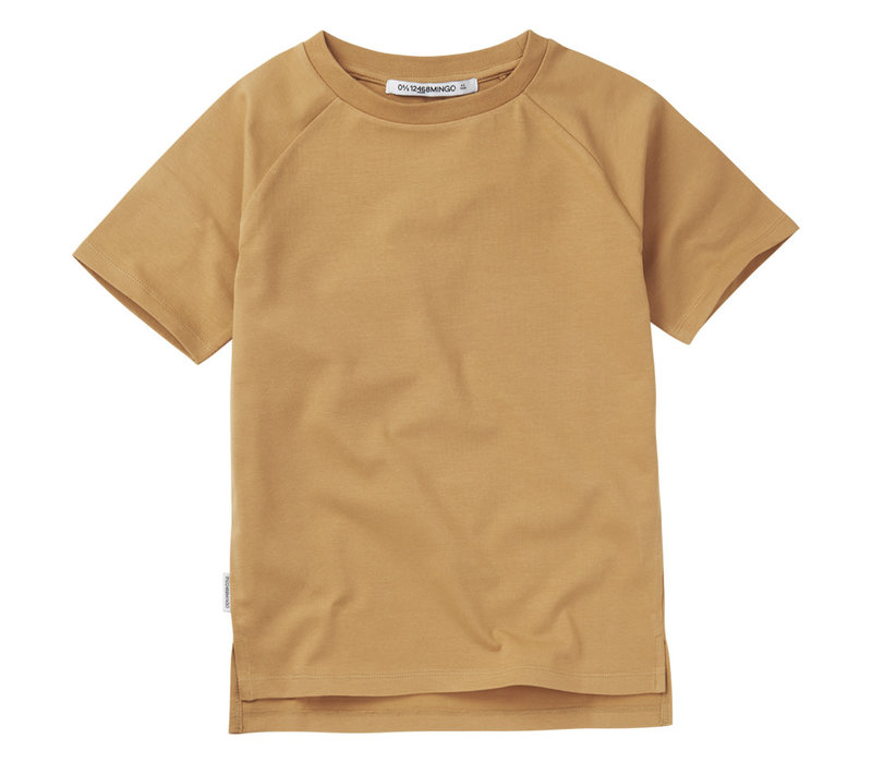 Mingo T shirt Light Ochre