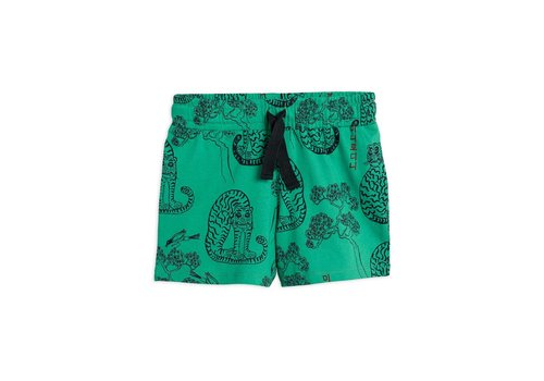 Mini Rodini Mini Rodini Tigers aop shorts