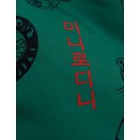 Mini Rodini Tigers swim shorts Green