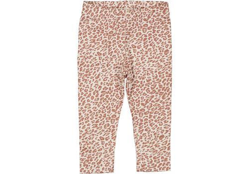 MarMar Copenhagen MarMar Copenhagen Leopard Pants / Leg Rose Brown