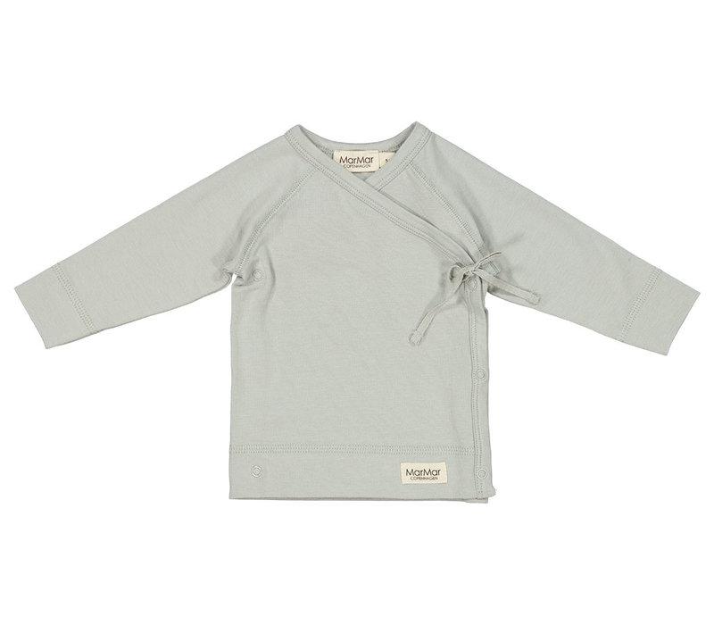 Copy of MarMar Copenhagen New Born Wrap LS Grey Tut